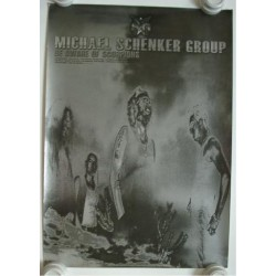 M.S.G. - Poster - JAP - Be Aware Of Scorpions - PROMO