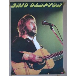 Clapton, Eric - Poster - JAP - 1976 - PROMO ONLY