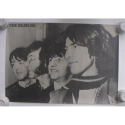 Beatles - Poster - JAP - 1966 Beatles Graffitti Poster - PROMO