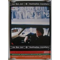 Bon Jovi - Poster - JAP - Destination Anywhere - PROMO