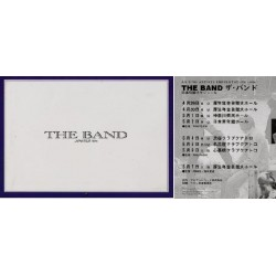 Band, The - Tourbooks - JAP - 1994 Japantour