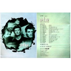 A-ha - Tourbooks - JAP - 1988 Japantour