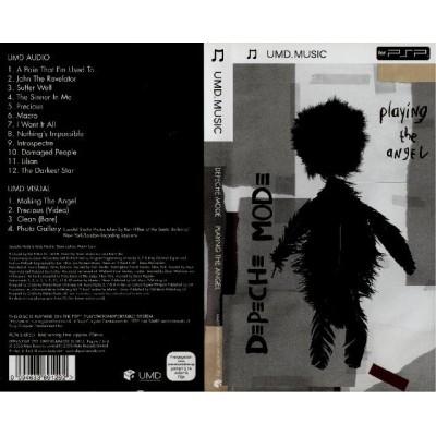 Depeche Mode - EU - Playing The Angel