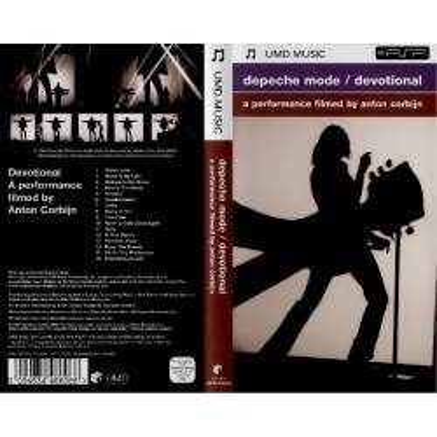 Depeche Mode - Merchandise - EU - Devotional
