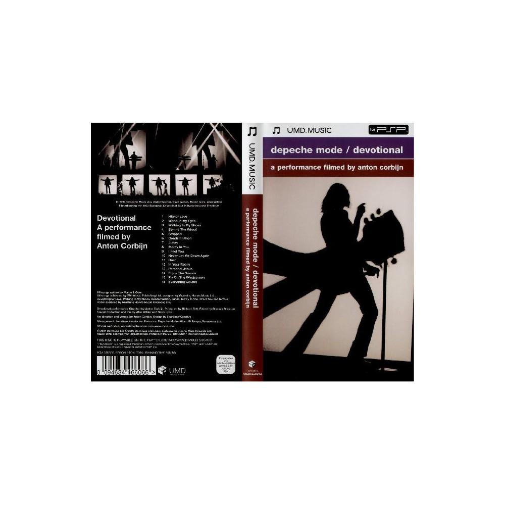 Depeche Mode - EU - Devotional