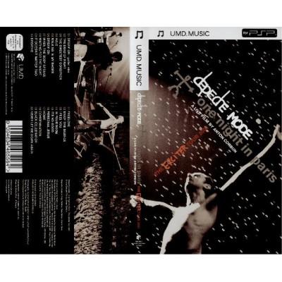 Depeche Mode - Merchandise - EU - One Night In Paris