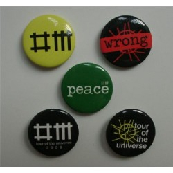 Depeche Mode - 5 Pins - 2009 / 2010 Tour - Sealed