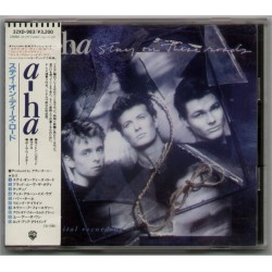 A-ha - CD - JAP - Stay On These Roads