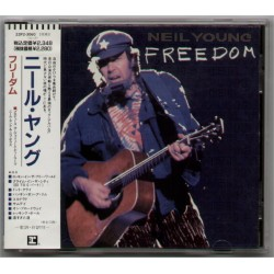 Young, Neil - CD - JAP - Freedom
