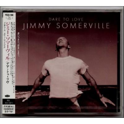 Somerville, Jimmy - CD - JAP - Dare To Love - SEALED - Promo