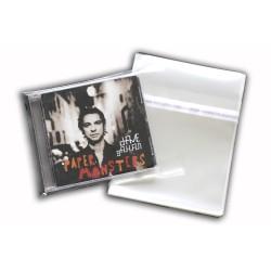 50 Stück - JAP - CD Aussen Folie / Outside Sleeve