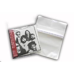 50 Stück - JAP - CD - Papersleeve Aussen Folie / Outside Sleeve