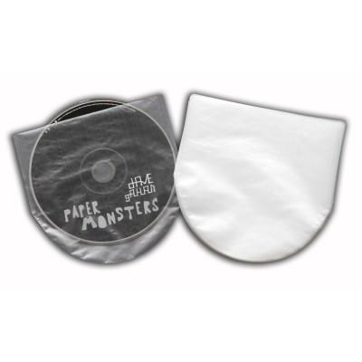 50 Stück - JAP - CD Innen Folie / Inside Sleeve