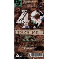 "49ers - 3"" CD - JAP - Touch Me - SEALED - PROMO"
