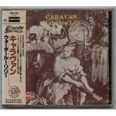 Caravan - CD - JAP - Waterloo Lily - SEALED - PROMO