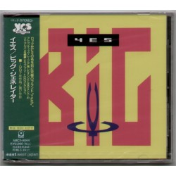 Yes - CD - JAP - Big Generator