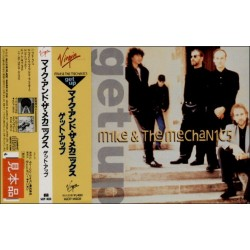 Mike & The Mechanics - CD - JAP - Get UP - PROMO -SEALED