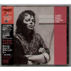 Jackson, Michael - CD - JAP -  I Just Can't Stop Loving You