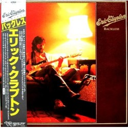 Clapton, Eric - LP - JAP - Backless