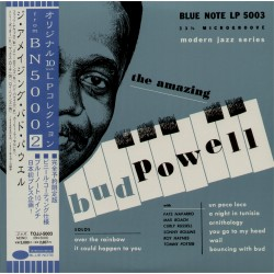 "Powell, Bud - 10""  JAP - The Amazing"
