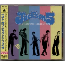 Jackson 5 - CD - JAP - The Ultimate Collection