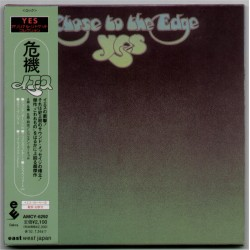 Yes - CD - JAP - Close To the Edge