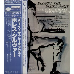 The Horace Silver Quintet & The Horace Silver Trio  - LP - JAP -  Blowin' The Blues Away - BLUE NOTE