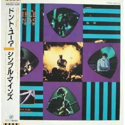 """Simple Minds - 12""""  JAP -  Don't You (Forget About Me)"""