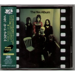 Yes - CD - JAP -  The Yes Album