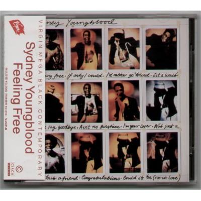 Sydney Youngblood - CD - JAP - Feeling Free