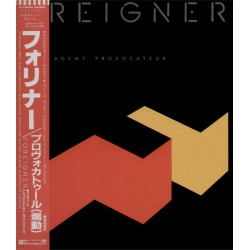 Foreigner - LP - JAP - Agent  Provocateur