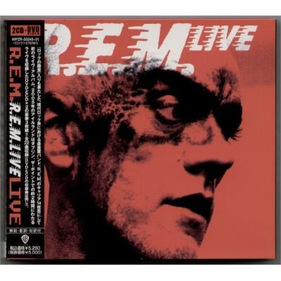 R.E.M. - 2 CD + DVD - JAP - Live - PROMO