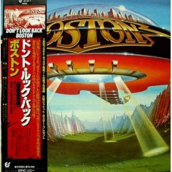 Boston - LP - JAP - Don't Look Back