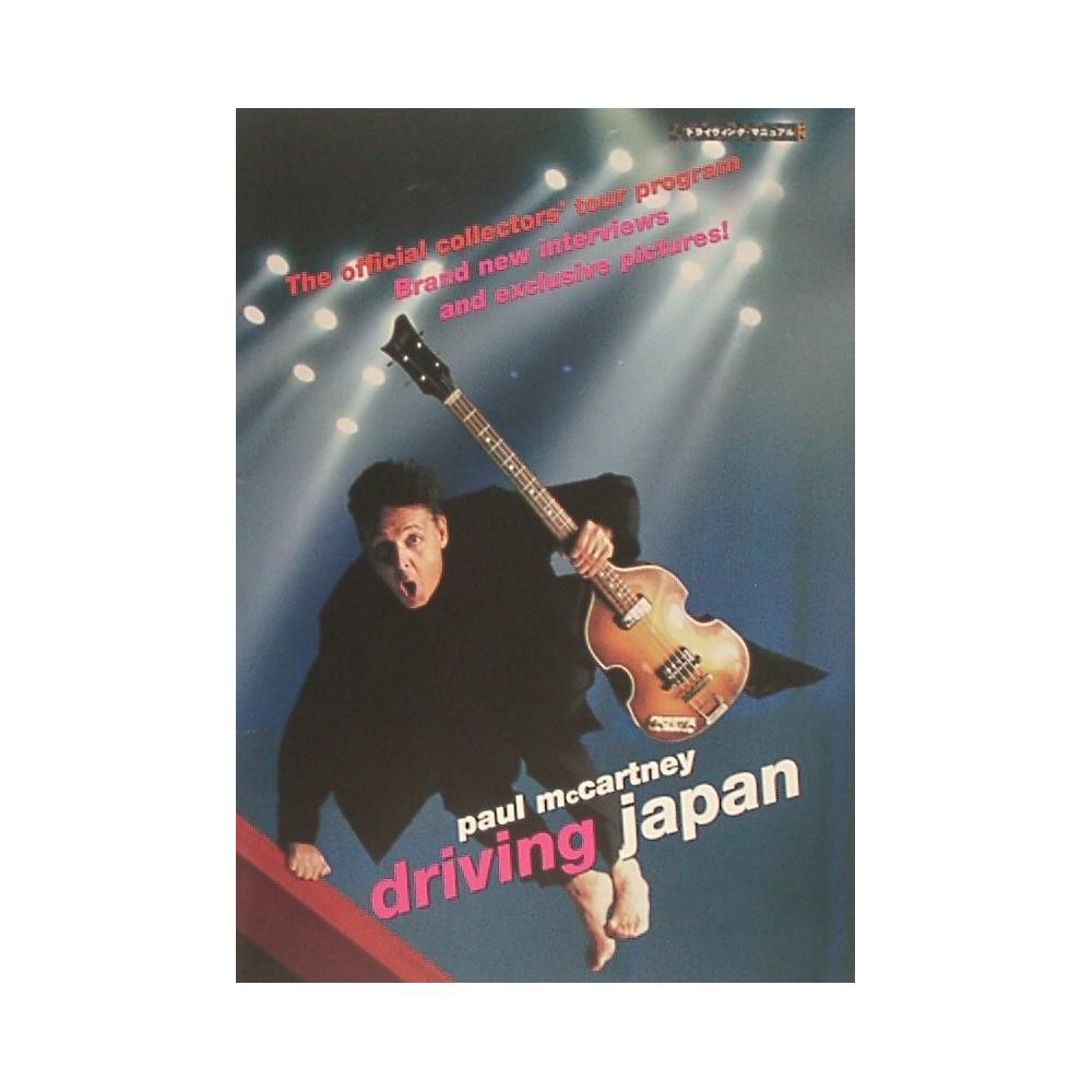 McCartney, Paul - Tourbook - JAP - 2002 Japantour