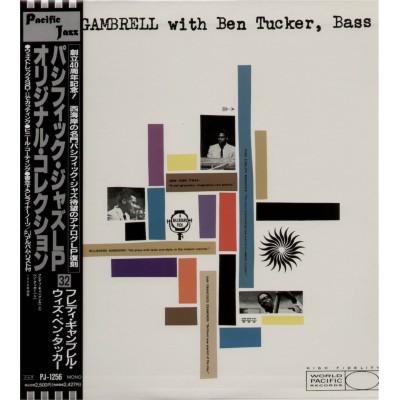 Gambrell, Freddie - LP - JAP -  Freddie Gambrell With Ben Tucker