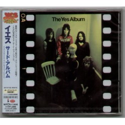 Yes - CD - JAP -  The Yes Album - SEALED