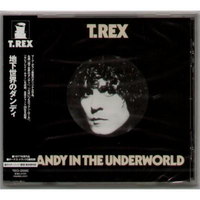 T. Rex - CD - JAP - Dandy In The Underworld - PROMO - SEALED