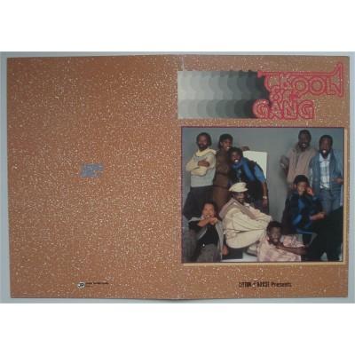 Kool & The Gang - Tourbook - JAP - 1986 Japan Tour