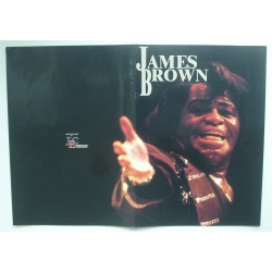 Brown, James - Tourbook - JAP - 1993 Japan Tour