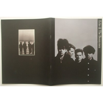 Echo & The Bunnymen - Tour book - JAP - 1988 Japan Tour