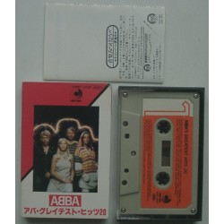 Abba - MC - JAP - Greatest Hits 20