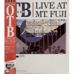Out Of The Blue - LP - JAP - Live At Mt. Fuji - BLUE NOTE