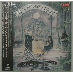 Blackmore's Night - Laserdisc - JAP - Shadow Of The Moon - SEALED