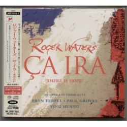 Waters, Roger - 2 CD + DVD - JAP - Ca Ira - PROMO - SEALED