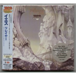 Yes - CD - JAP - Relayer - SEALED