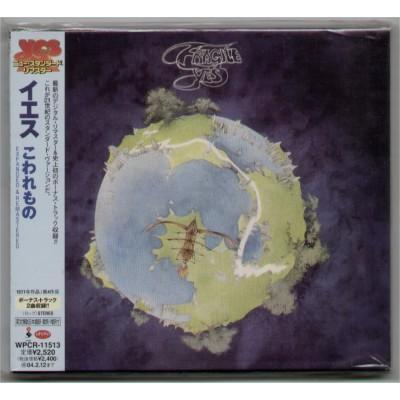 Yes - CD - JAP - Fragile - SEALED