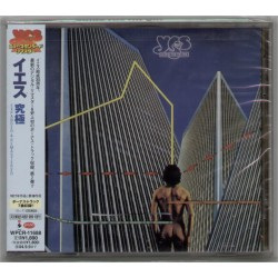 Yes - CD - JAP - Going For The One - SEALED