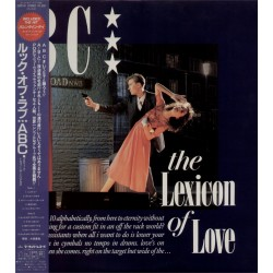 ABC - LP - JAP -  The Lexicon Of Love