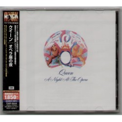 Queen - CD - JAP - A Night At The Opera - We Will Rock You OBI