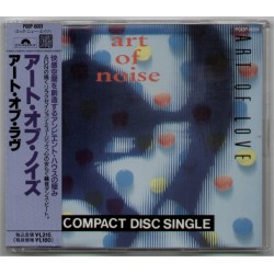 "Art Of Noise - 3"" CD - JAP - Art Of Love"